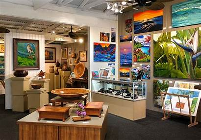 Hawaii Holualoa Island Glyph Studio