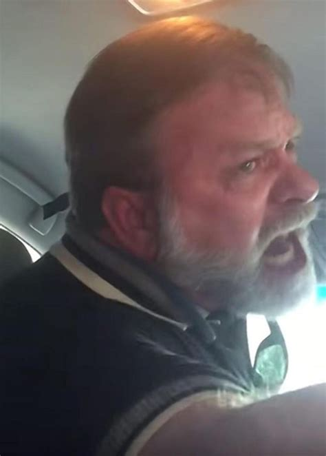mad  hell la uber driver calls woman    er