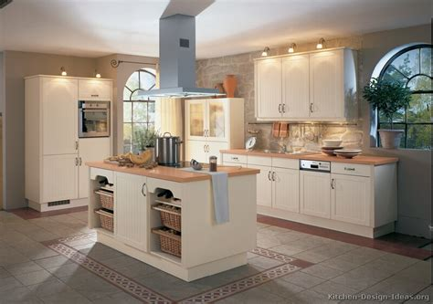 white cabinets with wood countertops pictures of kitchens traditional off white antique