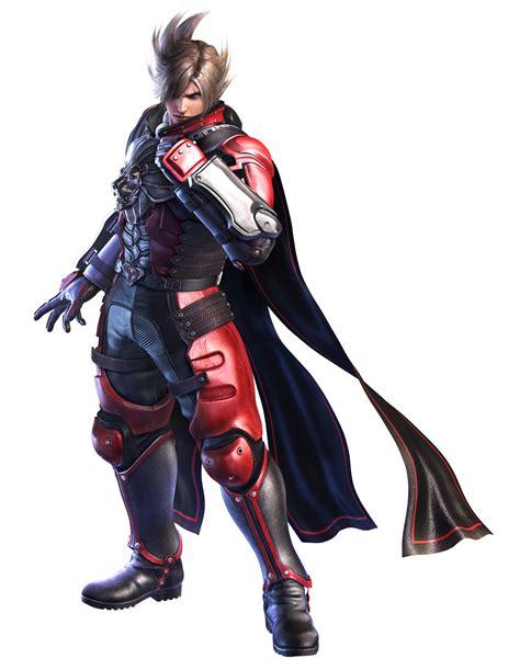 Lars Andersson Tekken поиск по картинкам Red