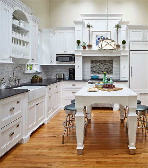 and light kitchen cabinets classic cottage style kitchen new york by 8551