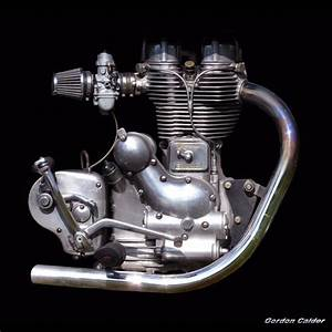 No 3  Classic 500cc Royal Enfield Motorcycle Engine