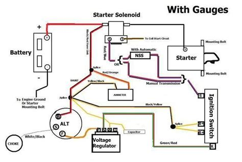 solenoid wiring diagram ford truck enthusiasts