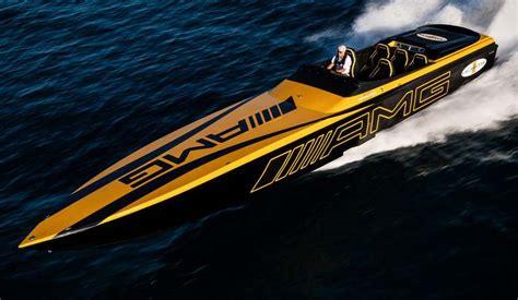 Yellow Cigarette Boat by Cigarette 50 Marauder Gt S Wordlesstech