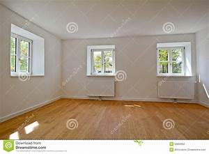 living room in an old building apartment with wooden With renovating parquet flooring