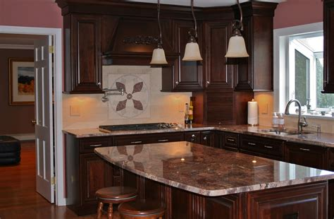 Nice Kitchen Colors #8 Cranberry Color Kitchen Cabinets