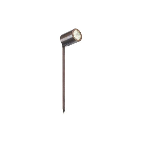 led spike light collingwood lighting sl320a f ww copper led spike light