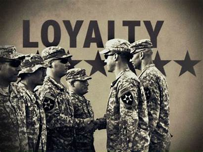 Army Military Soldier Values Loyalty Animated Gifs