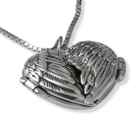 Sterling Silver Angel Wing Opening Locket With Chain. Anklet Fine Jewelry. Blue Diamond Sapphire. Pewter Pendant. 5 Year Anniversary Band. Designer Rings. Flower Design Engagement Rings. Cool Anklet. Vintage Cartier Brooch
