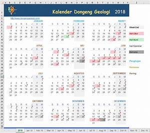 Kalender Dongeng Geologi 2018 Dongeng Geologi