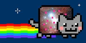 Hipster GIF - Find & Share on GIPHY | Nyan Cat!!!!!! Meow ...