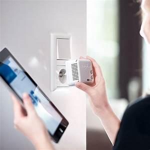 Wlan Radio Steckdose : devolo dlan 500 wifi starter kit plc powerline 500 mbps ~ Yasmunasinghe.com Haus und Dekorationen