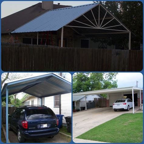 carport metal awning custom sized carport patio covers