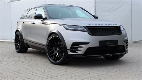 Land Rover Range Rover Velar Modification range rover velar by lumma design carz tuning
