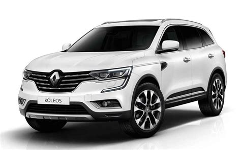 koleos renault 2018 renault koleos 2018 front angle cars coming out