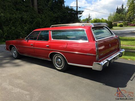 Station Wagon by 1975 Ford Ltd Station Wagon Deluxe