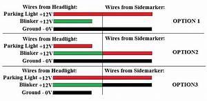 Diy  Sidemarker Wiring