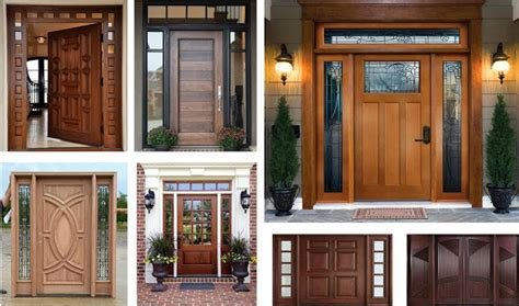 wooden main doors design  home