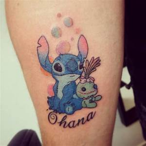 55+ Delightful Ohana Tattoo Designs – No One Gets Left Behind