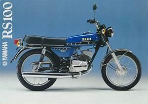 Yamaha Rs 100 Specs