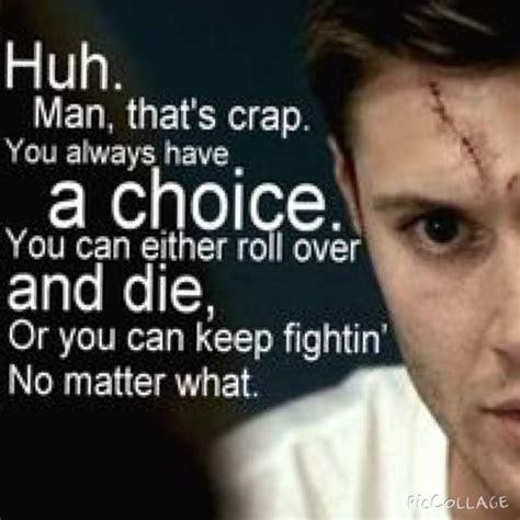 Dean Quotes Supernatural Quotes Supernatural Amino
