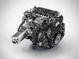 The All-new Volvo Xc90 - D5 Drive-e Engine