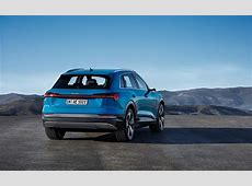 Audi etron SUV Comes with New Quattro for 79,900 Euros