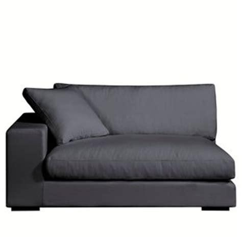canape moelleux demi canapé horus confort moelleux acheter ce produit au