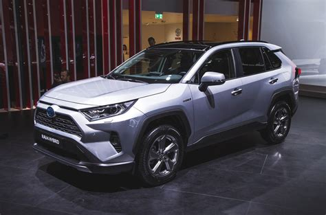 2019 Toyota Rav4 Price by 2019 Toyota Rav4 Prices Confirmed For Fifth Generation