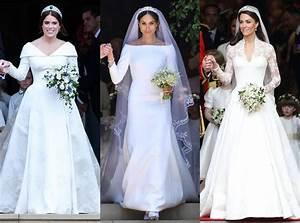 How Princess Eugenie's Wedding Dress Compares to Kate ...