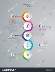 Timeline Infographic Design Vector Marketing Icons Stock Vector 415316212