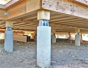 une maison bbc en bois chanvre et roseaux cest possible With maison bois sur plots 1 fondation et dalle pour une nouvelle construction