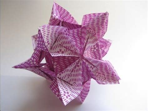 Images About Origami Pinterest Flower Paper