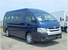 2017 TOYOTA HIACE COMMUTER 15 SEATER BRAND NEW