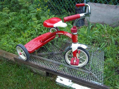 radio flyer metal tricycle orleans ottawa mobile