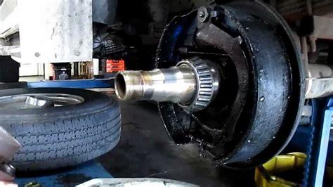 find wheel bearing noise youtube