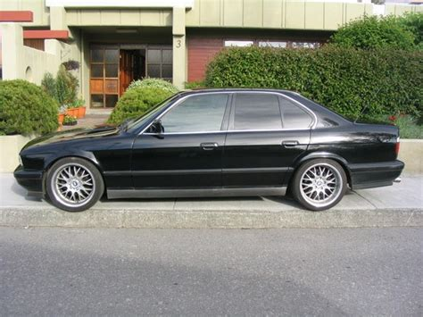 Bmw M5 Modification by Gtturbo 1990 Bmw M5 Specs Photos Modification Info At