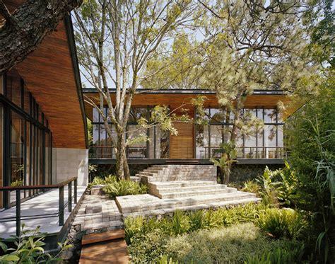 lake view home blends   landscape  valle de bravo idesignarch interior design