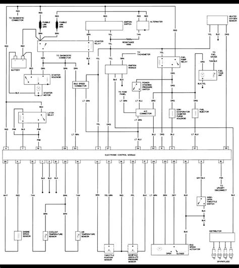 Jeep Wiring Diagrams Index Freeautomechanic