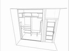 Wardrobe, cupboards, cloakroom