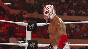Rey Mysterio Wins WWE Championship - WWE Raw 7/25/11 [ HD ...