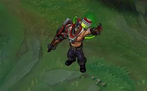 Augmented Singed in Game images