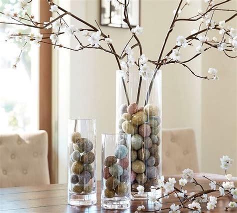 ideas  clear glass vases  pinterest