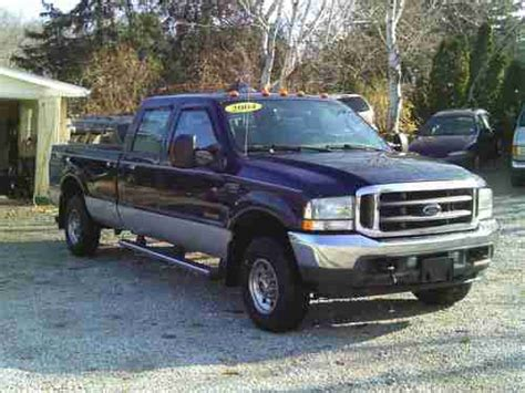 Sell used 2004 ford f250   crew cab   4x4    turbo diesel