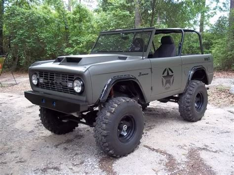 ford bronco jeep 25 best ideas about 4 door bronco on pinterest ford