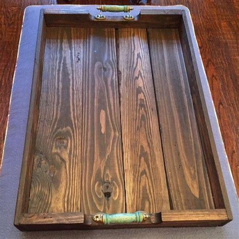 custom    ottoman tray   customers home