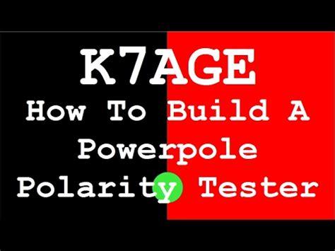 How Build Powerpole Polarity Tester Youtube