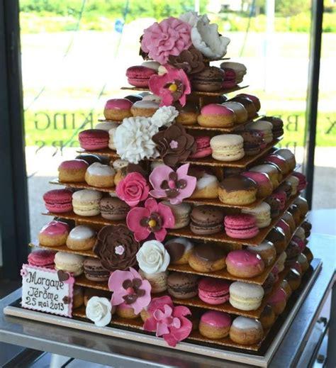 les 25 meilleures id 233 es concernant g 226 teaux macaron de mariage sur g 226 teau macaron