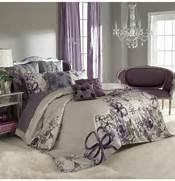 Bedroom Colors Grey Purple by Sage Wall Color Purple Curtains Bedspread Bedroom Ideas Pinterest Co