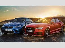 BMW M2 vs Audi RS3 Entrylevel performance, grown up fun